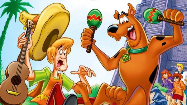 Scooby Doo a mexická příšera
