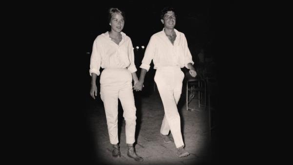 Marianne & Leonard: Slova lásky