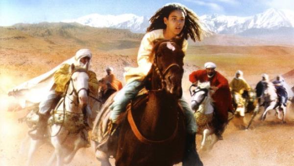 Zaina: Rider of the Atlas