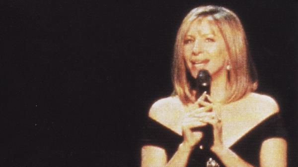 Barbra Streisand: The Concert