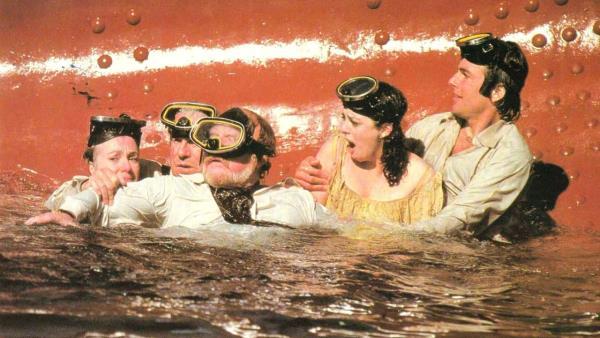 Po dobrodružství Poseidonu