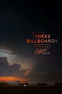 Tři billboardy kousek za Ebbingem