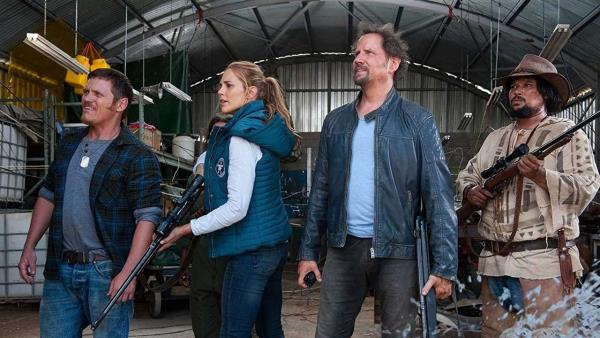 Tremors 6: A Cold Day in Hell
