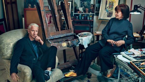 Gloria Vanderbilt a Anderson Cooper: Rodinná historie