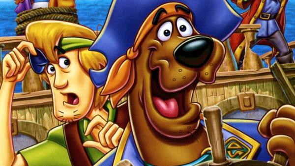 Scooby Doo a piráti
