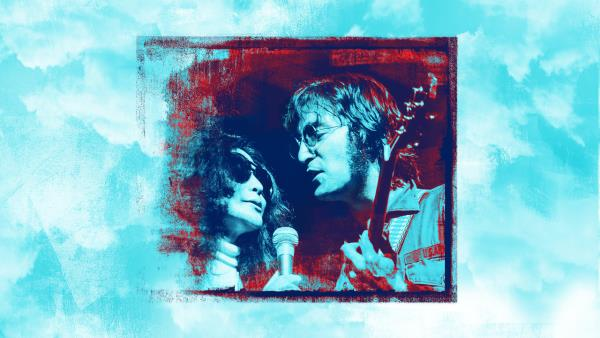 John a Yoko: Nad námi jen nebe