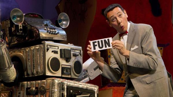 Pee-Wee Herman na Broadwayi