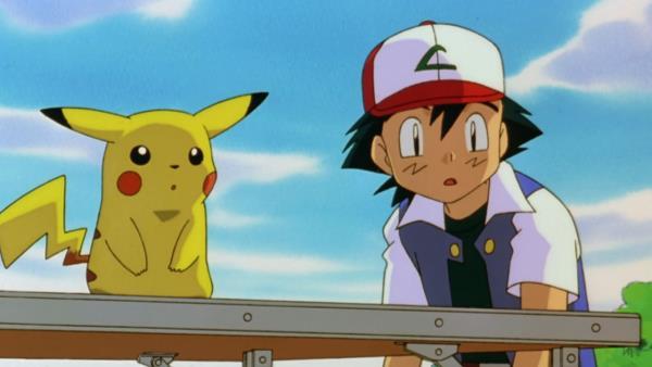 Pokémon: První film