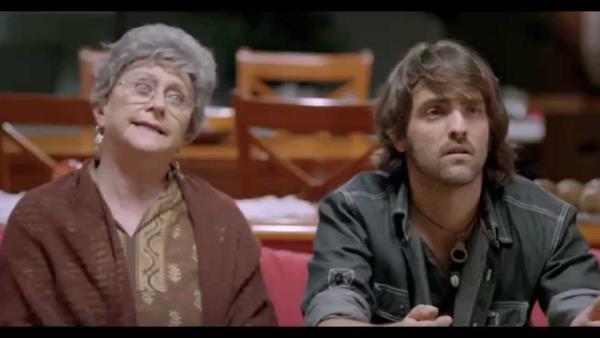 El cumple de la abuela