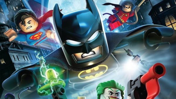 LEGO Batman: Superhrdinové se spojili
