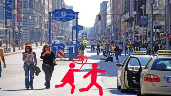 Das Merkwürdige Verhalten geschlechtsreifer Großstädter zur Paarungszeit