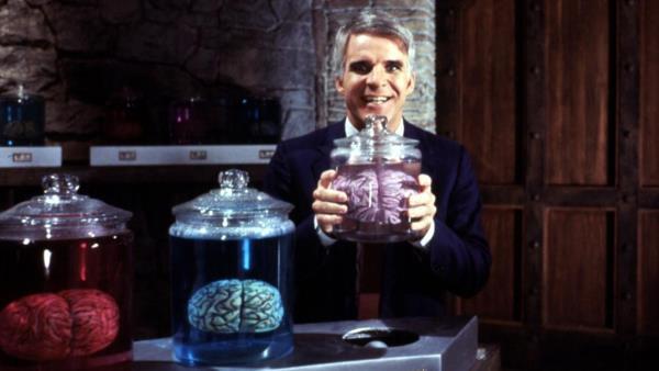 Muž se dvěma mozky
