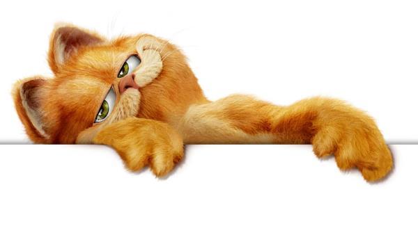 Garfield: Zvířecí jednotka zasahuje