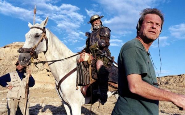 Ztracen v La Mancha