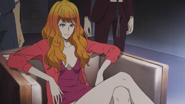 Lupin the Third: Fujiko's Lie