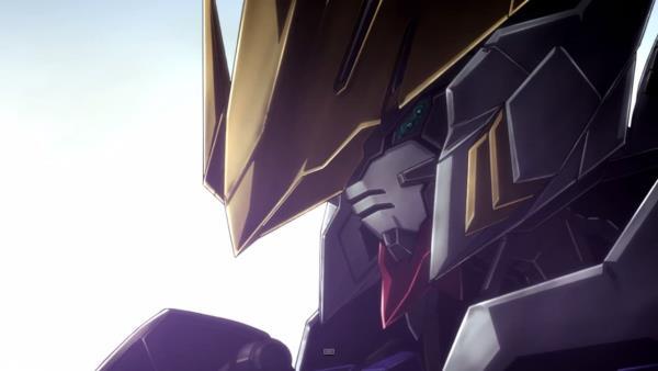 Gundam: Sirotci s železnou krví