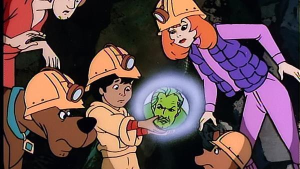 Scooby-Doo a 13 duchů