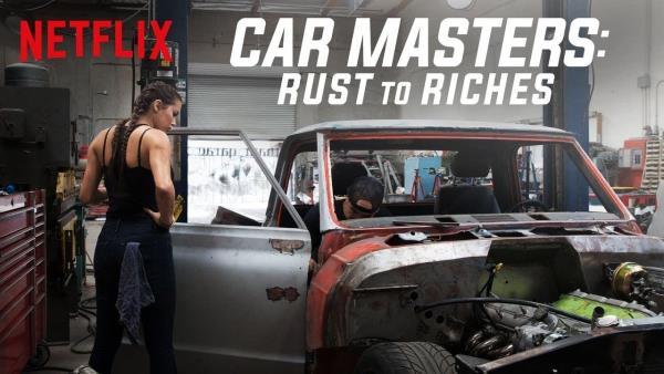 Car Masters: Z vrakoviště na výsluní