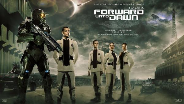Halo 4: Forward Unto Dawn download