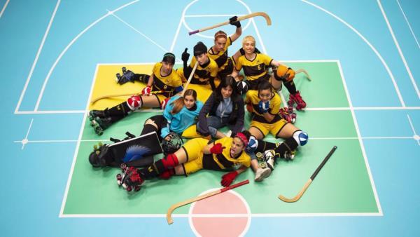Hokejistky