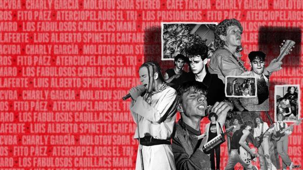 Dějiny latinskoamerického rocku