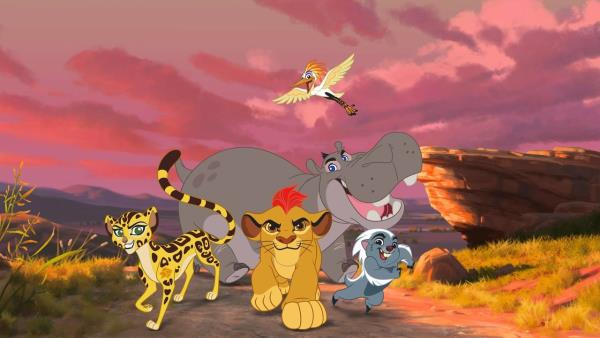 Disney The Lion Guard Full Episodes