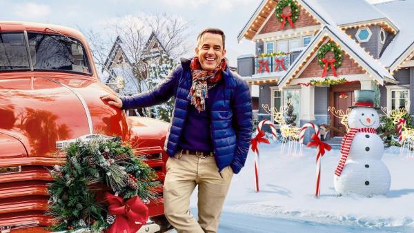 Vánoční proměna s panem Svátkem