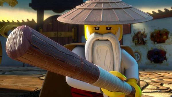 LEGO Ninjago: Tajemství zakázaného Spinjitzu