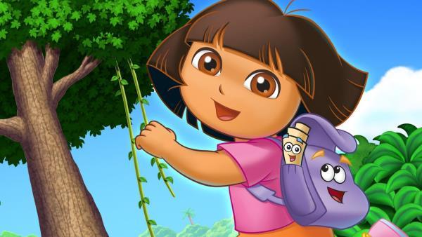 Dora průzkumnice