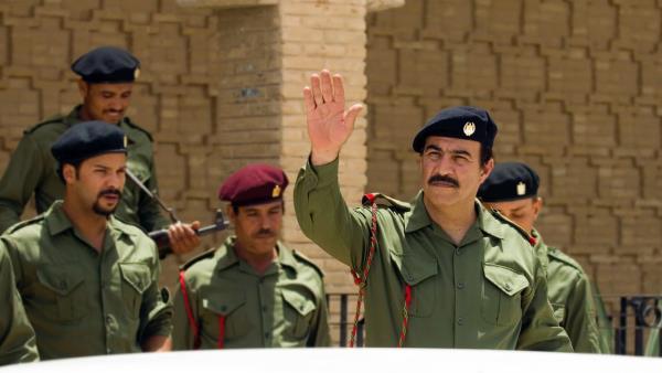 Saddám: Vzestup a pád