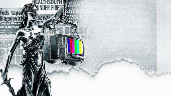 Soudní procesy v médiích