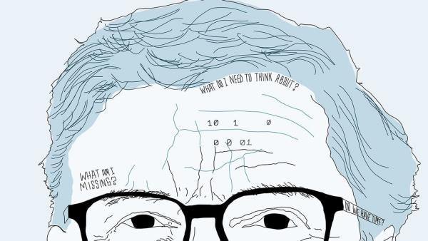 V Billově mozku: Dekódování Billa Gatese