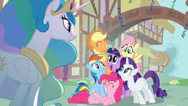 Můj malý Pony: Přátelství je magické