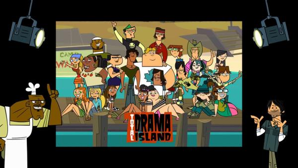 Total Drama Island download
