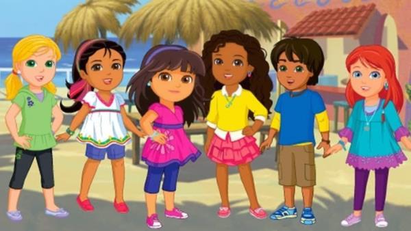 Dora a přátelé