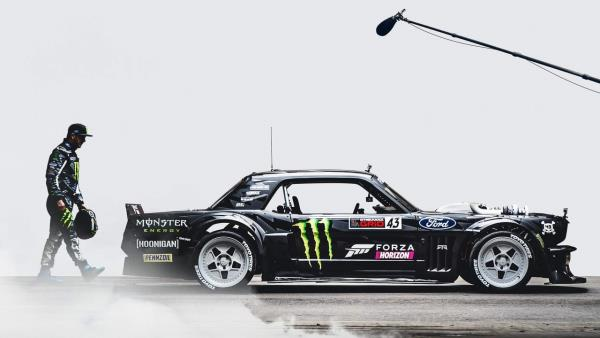 the-gymkhana-files