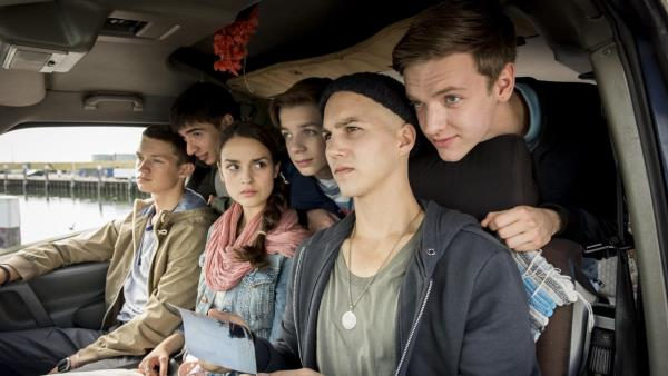 The Red Band Society