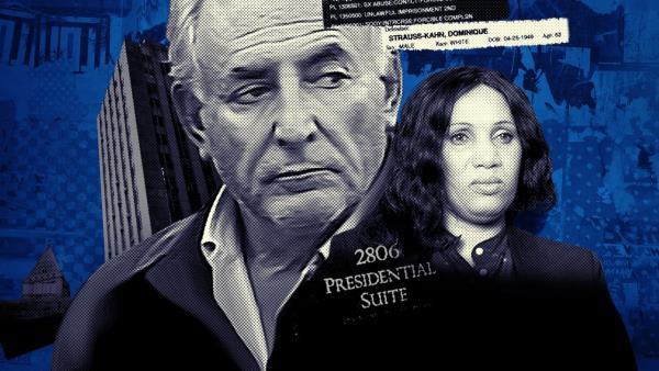 Pokoj 2806: Obvinění