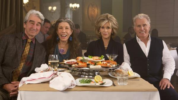 Grace and Frankie download