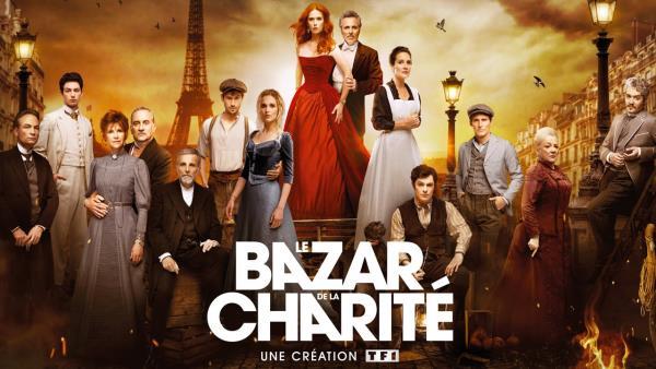 Le Bazar de la Charité: Osudná jiskra
