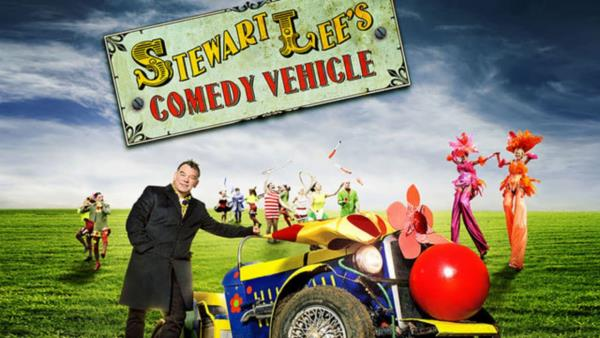 Stewart Lee's Comedy Vehicle download