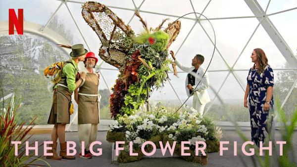 Velká květinová bitva