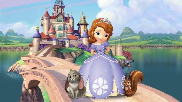 Sofie první: Byla jednou jedna princezna