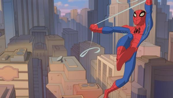 Senzační Spider-Man