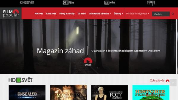 Další nová česká půjčovna Filmpopular